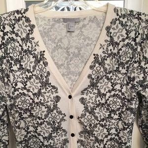 H&M Light-weight 3/4 Length Sleeve Sweater